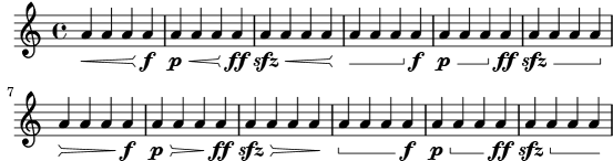 LilyPond Notation Reference: 1 3 1 Expressive marks attached