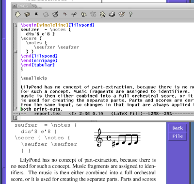 Lilypond Notacion Musical Para Todos Posibilidades